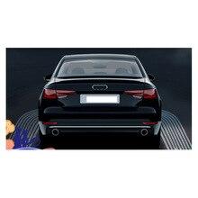 Lsrtw2017 PMMA Aluminum Alloy Car Laser Atmosphere Light Wing Shade for Audi