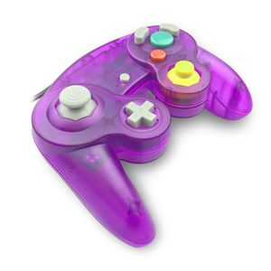 Image 4 - Wired Controller for Nintendo Wii Gamecube GC single point game vibration handle