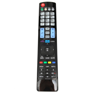 Image 1 - NEW Original for LG LCD TV Remote control AKB73275613 with Rec Fernbedienung