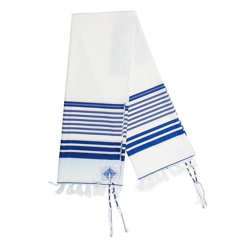 140x190cm Tallit  Jewish Prayer Scarf Big Size Tallits Star Of David