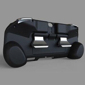Image 2 - وحدة لزر لوحة اللمس الخلفي L3 R3 لألعاب المزامنة PS VITA PSV1000 2000 لألعاب PS3 PS4 قطع غيار ملحقات الألعاب