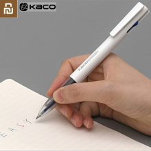 Refill-Gel-Pen KACOGREEN Functions-Pen Black for Office Student Blue Red 4-In-1 Easy-4