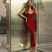 2021 Новые поступления женские черный красный сексуальное платье
