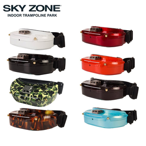 Image 4 - Skyzone SKY03O 5.8GHz 48CH Diversity FPV Goggles Support OSD DVR HDMI With Head Tracker Fan LED For RC Drone