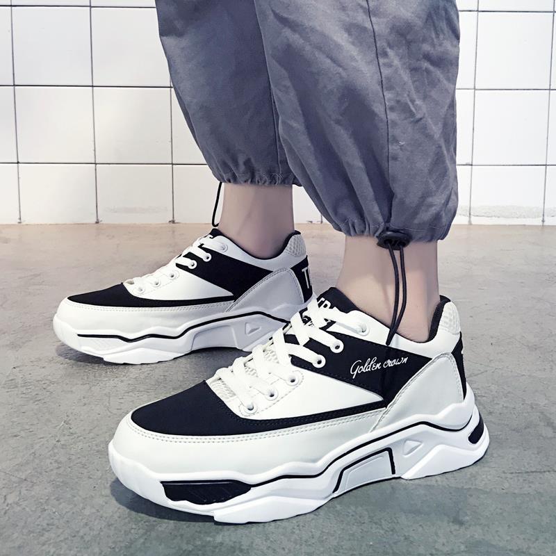Men Hip Hop Running Shoes Casual