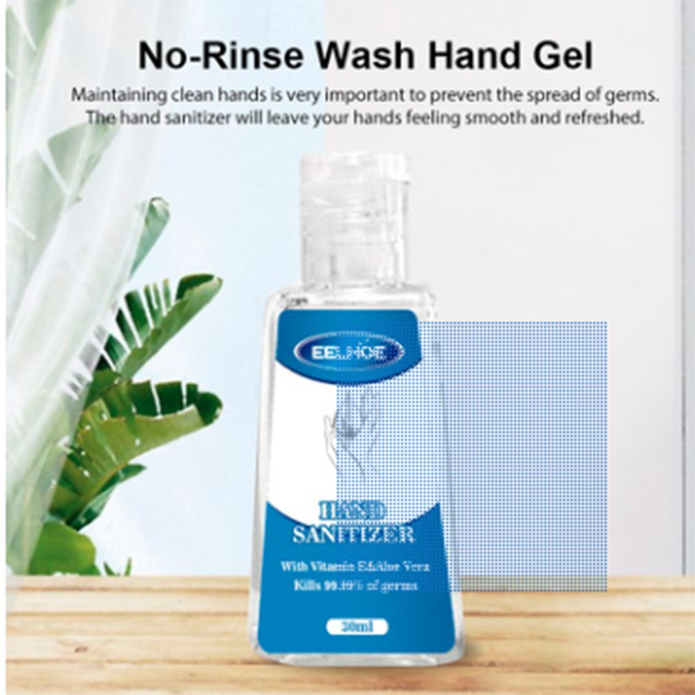 Antibacterial Hand Wash Gel Sanitizer Disposable Rinse Free Hand Sanitizer