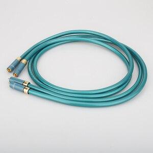 Image 3 - Hifi A55 Ortofon câble RCA amplificateur CD haut de gamme interconnecter 2RCA à 2RCA câble Audio mâle