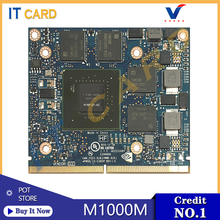 Quadro M1000M M1000 GDDR5 2GB การ์ด N16P-Q1-A2 X-สำหรับ Dell M4800 M7510 M7520 HP ZBook15/17 G3 Test OK(China)