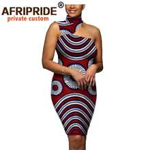 2020 африканские платья для женщин платье вечернее Карандаш