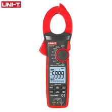 UNI-T True RMS Digital Clamp Meter AC DC Current 1000A 1000V UT207B UT208B LPF 6000 Count Backlight Flashlight Multimetro Tester