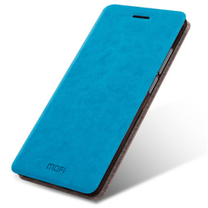 Image 2 - Mofi Voor Meizu 16th Case Cover Voor Meizu 16th Plus Coque Telefoon Case Voor Meizu 16x Behuizing Tpu Pu Leer boek Stand Folio Shell