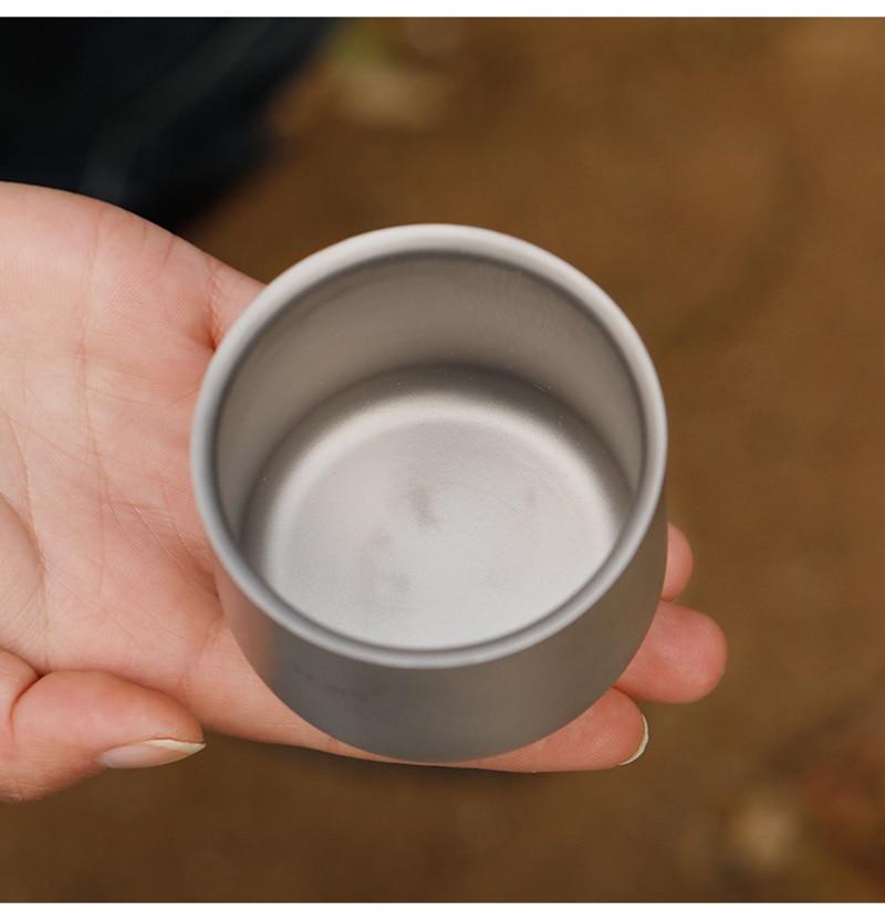 resistente ao calor mini copos de bebida
