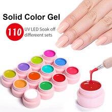 Ur Sugar 5 мл УФ гель для ногтей типсы Дизайн Маникюр 60 цветов УФ светодиодный впитывающийся Сделай Сам краска гель чернила УФ-гель для ногтей маникюрный лак