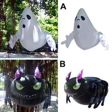 Halloween Inflatable Ghost Doll Air Blown Mold Decoration Supplies For Party PVC Hanging