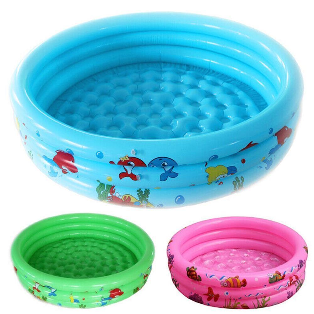 Enfants gonflable piscine extérieure Piscina Portable jeu d'eau Crocks bébé piscines gonflables enfants piscine de bain