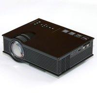 Proyector de cine en casa T41 MINI proyector LED de proyección HD portátil|Sistema de cine en casa| |  -