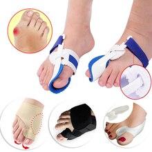 Palucha koślawego korektor ortopedyczny Bunion korektor na narzędzia do Pedicure silikonowe pielęgnacja stóp Toe korektor Protector Toe rozrzutnik