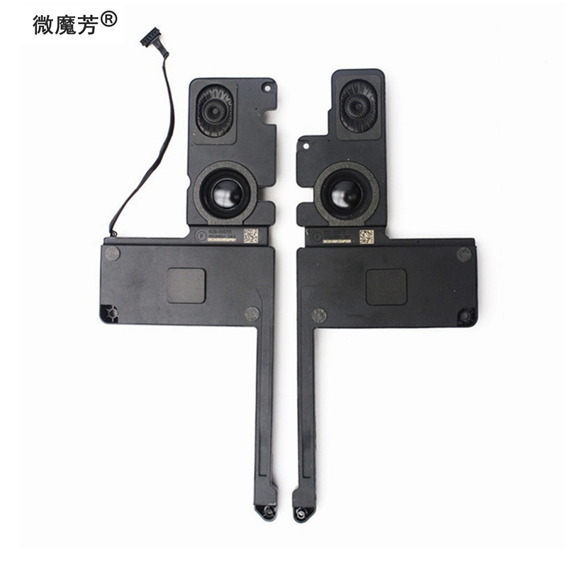 OEM New Internal Speakers L+R for Macbook Pro 15 A1398 Speaker L/R Set Replacement Left + Right Side 2012 2013 2014 2015 Year image