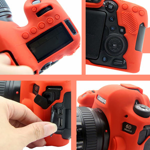 Image 5 - CAENBOO For Canon EOS 6D Mark II Camera Bag Soft Silicone Rubber Protective Body Cover Case Skin For Canon EOS 6D Mark2 Bag