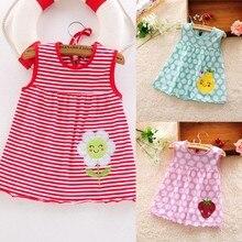 Summer baby dress cute baby girl