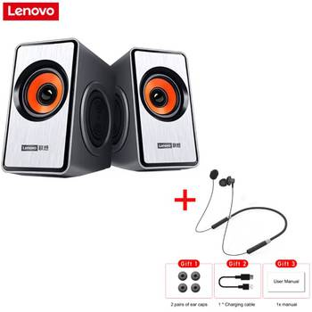 (Lenovo) M550 Audio Computer Desktop Speaker Notebook PC Multimedia Mobile Phone Subwoofer Wired/Wireless Bluetooth-compatible 9
