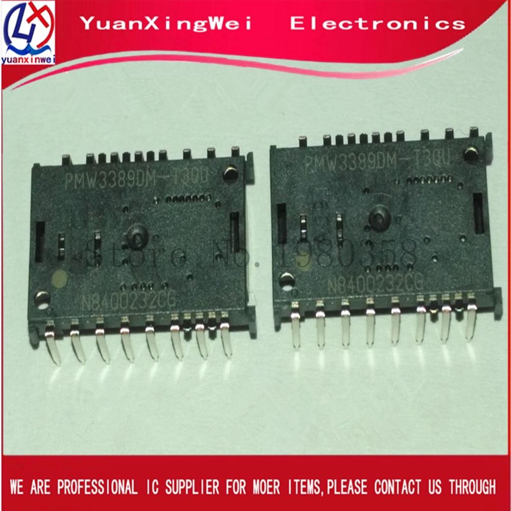 PMW3389DM-T3QU + LM19-LSI DIP PMW3389DM-T3QU PMW3389DM PMW3389 3389 Sensor Mit Objektiv LM19 100% NEUE & ORIGINAL KOSTENLOSER VE