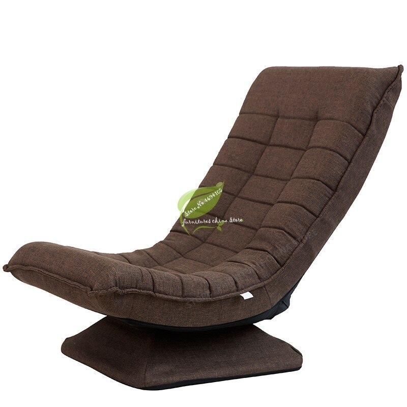 Canapé d'angle moderne 360 degrés Rotation tissu Dotomy luxe petites chaises pliantes canapé-lit simple meubles de salon