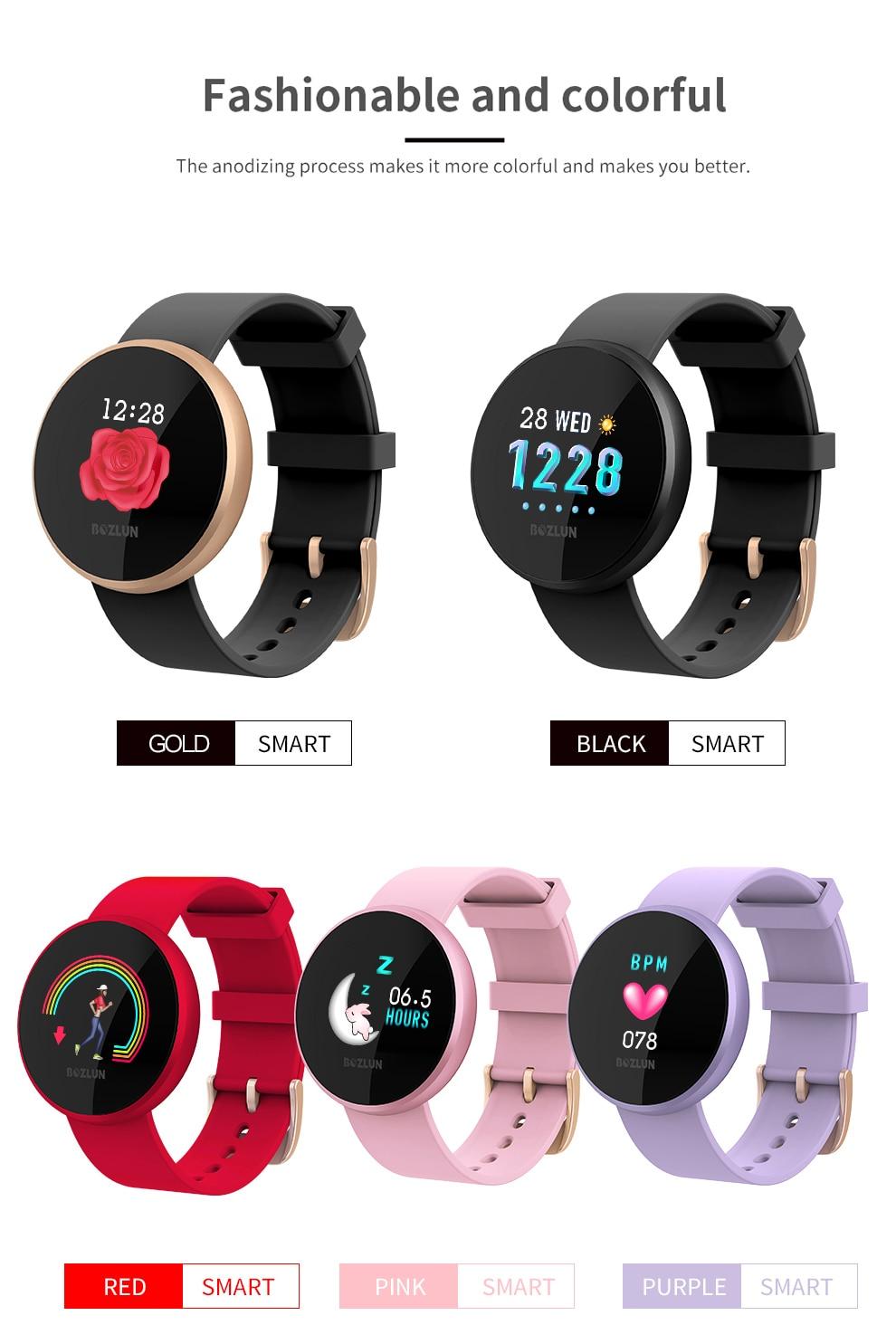 relógios colories passo beleza relógio de pulso b36