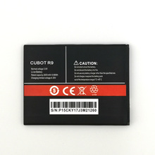 NEW Original 2600mAh for CUBOT R9 battery  High Quality Battery+Tracking Number