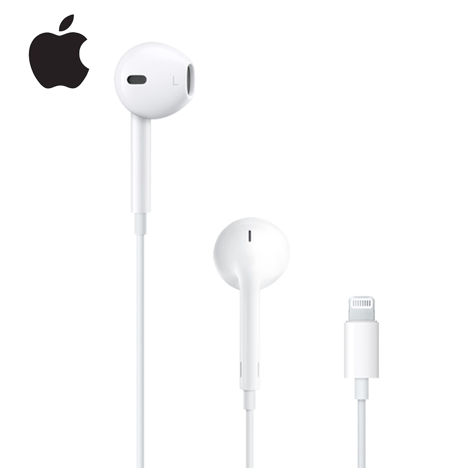 original Apple Earpods 3.5mm Plug & Lightning In-ear Earphones Sport Earbuds Deep Richer Bass Headset For iPhone/iPad Android