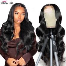 Парик на сетке 5x5, парик на сетке с волнистыми волосами, парик с прозрачной сеткой спереди, парики из человеческих волос для женщин, парик на ...