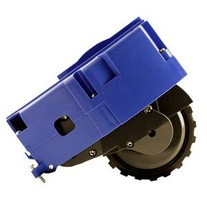 Image 2 - Motorlu tekerlek motoru irobot Roomba 500 600 700 800 560 570 650 780 880 900 serisi elektrikli süpürge robotu parçaları aksesuarları