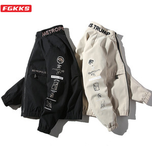 FGKKS Men Fashion Jackets Men'