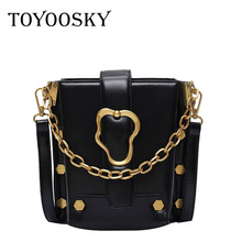 TOYOOSKY 2020 Fashion Women Bag PU Leather Shoulder Bag Handbags Small Flap Crossbody Bags for Women Panelled Messenger Bags