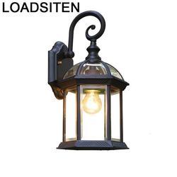 Oświetlona lampa Lampen nowoczesna lampa Wandlampe łazienka Wandlamp aplikacja Murale oprawa Lampara De Pared wnętrze ściany oświetlenie do sypialni Lampy ścienne Lampy i oświetlenie -