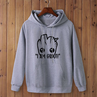 I AM GROOT Hoodie Unisex (16 Different Colors) 6