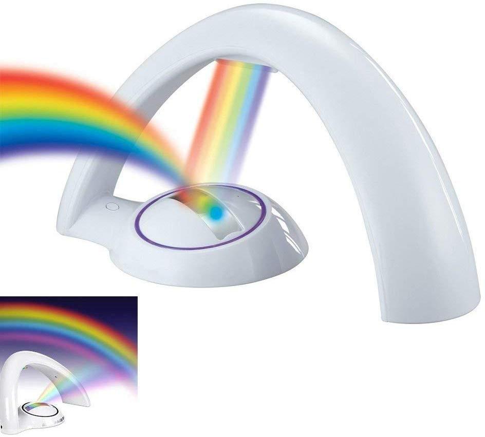 Rainbow Projector Night Light…