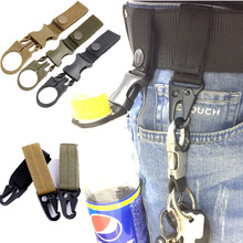Belt-Accessory Carabiner-Hook Molle Climbing-Survival Military Hunting Tactical Outdoor