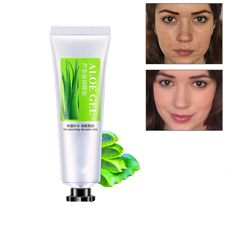 Acne Scar Cream Hyaluronic Acid Moisturizer Anti Wrinkle Nourishing Anti Aging Serum Collagen Face Cream Skin Care Jelly Mask