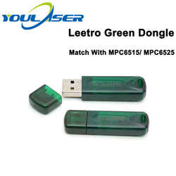Leetro zielony klucz usb klucz usb Laser Cut 5.3 klucz sprzętowy do sterowania laserem Co2 kontroler Leetro MPC6515 MPC6525 w Sterownik CNC od Narzędzia na