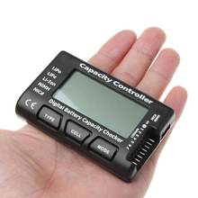 Rc cellmeter 7 проверка емкости цифровой батареи для nicd nimh