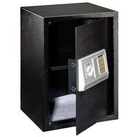 Electronic Digital Safe Box For Home Business Security Keypad Lock Safty Case Hold Jewelry Noble Metals Cash Documents Housing