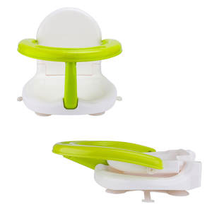 Bath-Seat-Support Baby Chair Safety-Toys Shower Folding Non-Slip Multifunction Newborn