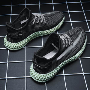 Sneakers Lighted Tenis Casual-Shoes Summer Fashion Spring Jogging Breathable INS Weave