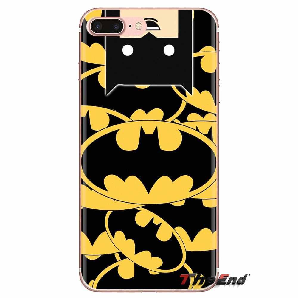 Telefone Casos de Escudo Para Oneplus 3T 5T 6T Nokia 2 3 5 6 8 9 230 3310 2.1 3.1 5.1 7 Plus 2017 2018 Dc Comics Batman Joker super hero
