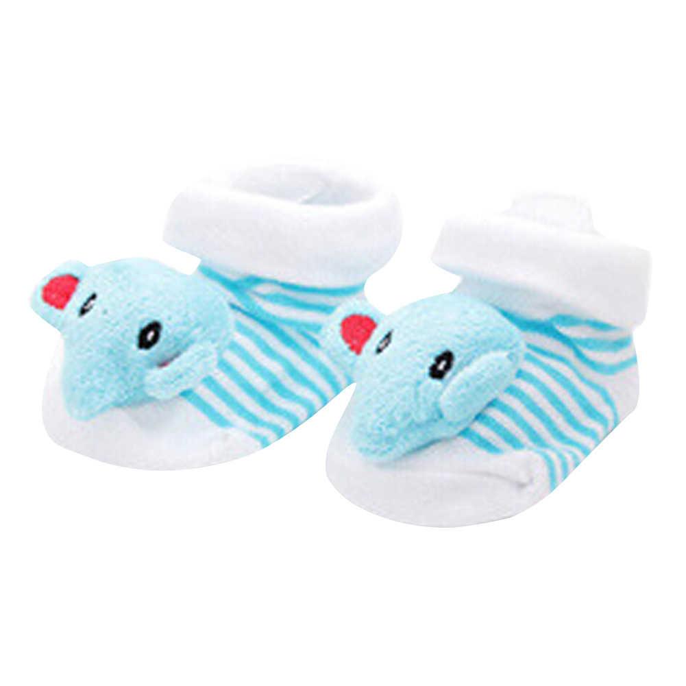 2020 Baby Zeug Neugeborenen Baby Junge Mädchen 3D Cartoon Boden Socken Anti-Slip Socken Schuhe Stiefel Innen