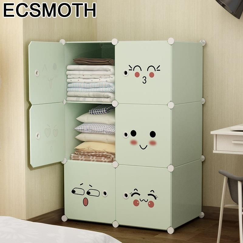Gabinete Armoire De Rangement Chambre Armadio Guardaroba Storage Moveis Mueble Cabinet Bedroom Furniture font b Closet