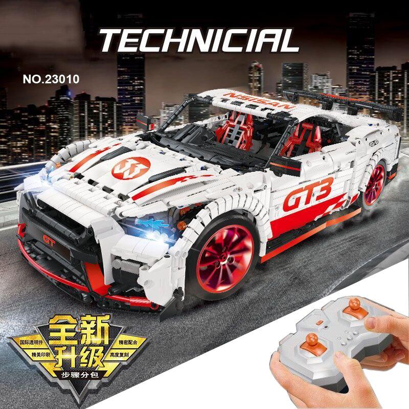 23010 gt r tecnica rc carro de corrida 01