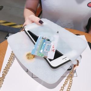 Image 3 - Para o iphone 6s 6 8 7 plus 11 11pro max x xr xs max caso do telefone móvel adorável câmera 3d macio silicone cinta crossbody caso do telefone