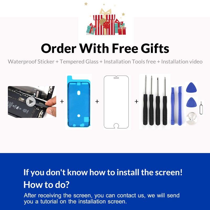 Для huawei Коврики 10 ЖК дисплей Дисплей + Сенсорный экран Dightizer сборки Замена для huawei Коврики 10 Мобильный телефон ЖК дисплей Дисплей - 4